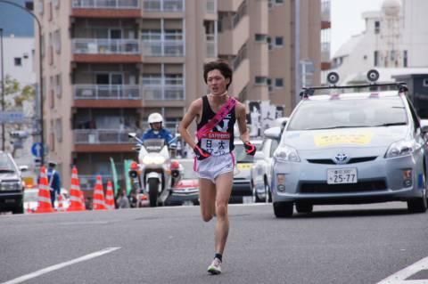 日本大学 寺田 裕成選手