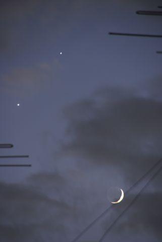 月・木星・金星2