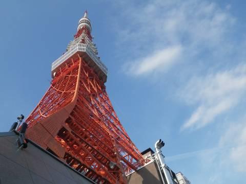 悠真撮影・東京タワー4