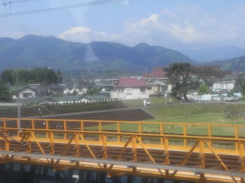 酒匂川からの富士山
