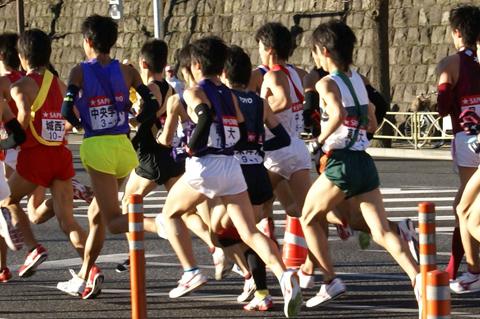 東洋大学若松選手2
