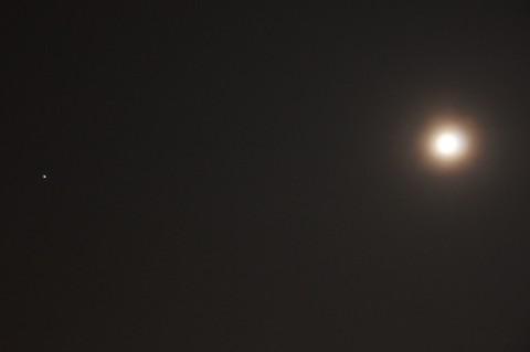 小望月と木星