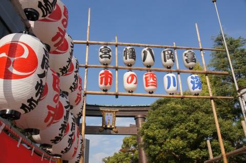 富岡八幡八幡宮