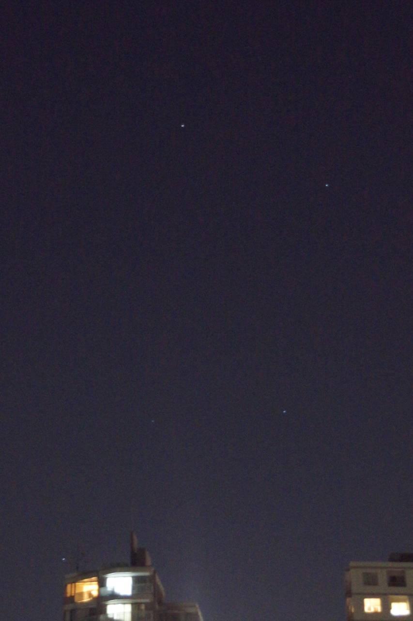 北極星の柄杓部分