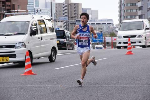 神奈川大学 福田 健太選手