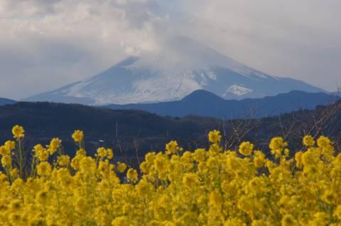 富士山頂見えるまであと一息