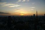 17:05 陽が沈むのが早い!
