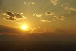 富士山を照らす太陽が最高!