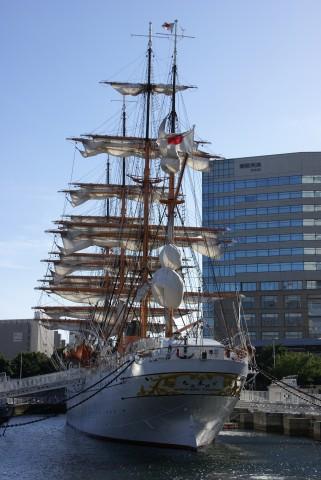 帆船日本丸3