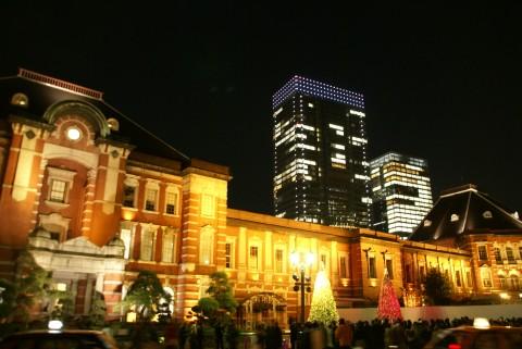 フラワーファンタジア東京駅