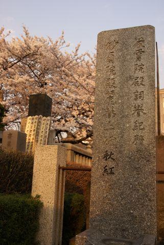 佐藤春夫墓所