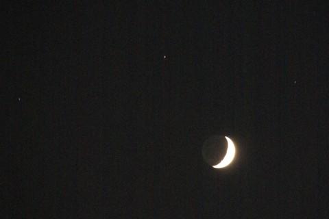 月とさそり座