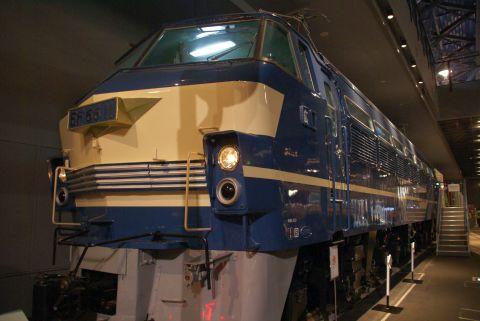 EF66形式電気機関車