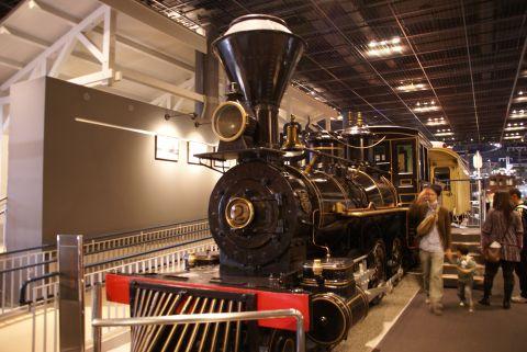 7100形式蒸気機関車