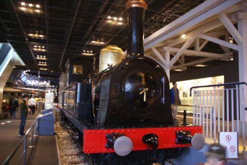 150形式蒸気機関車
