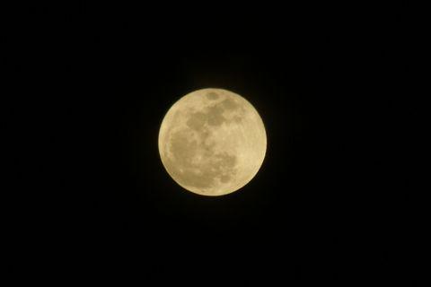 すっきり満月