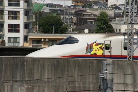 E2系あさま・ポケモン新幹線