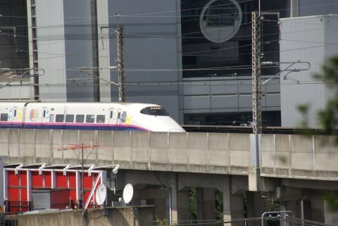 ポケモン新幹線「はやてとこまちの連結」