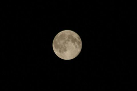 最小の満月