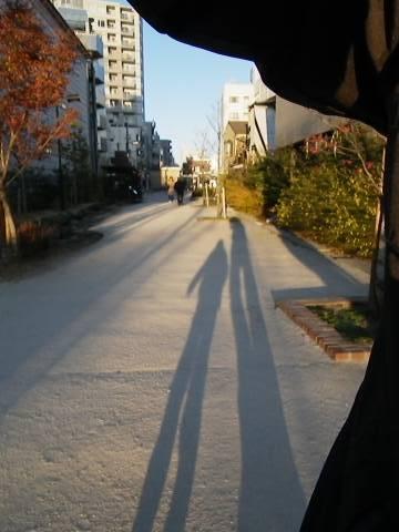 悠真と二人の影