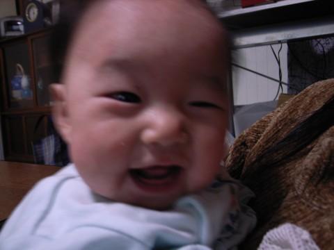 悠真・笑顔