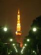 やっぱり東京タワーはいいなぁと思う瞬間