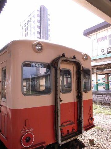 小湊鉄道 五井駅