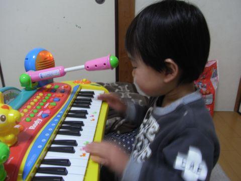 ミュージシャン悠真