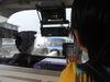 昭和島で普通を追い越す空港快速に乗ってま〜す